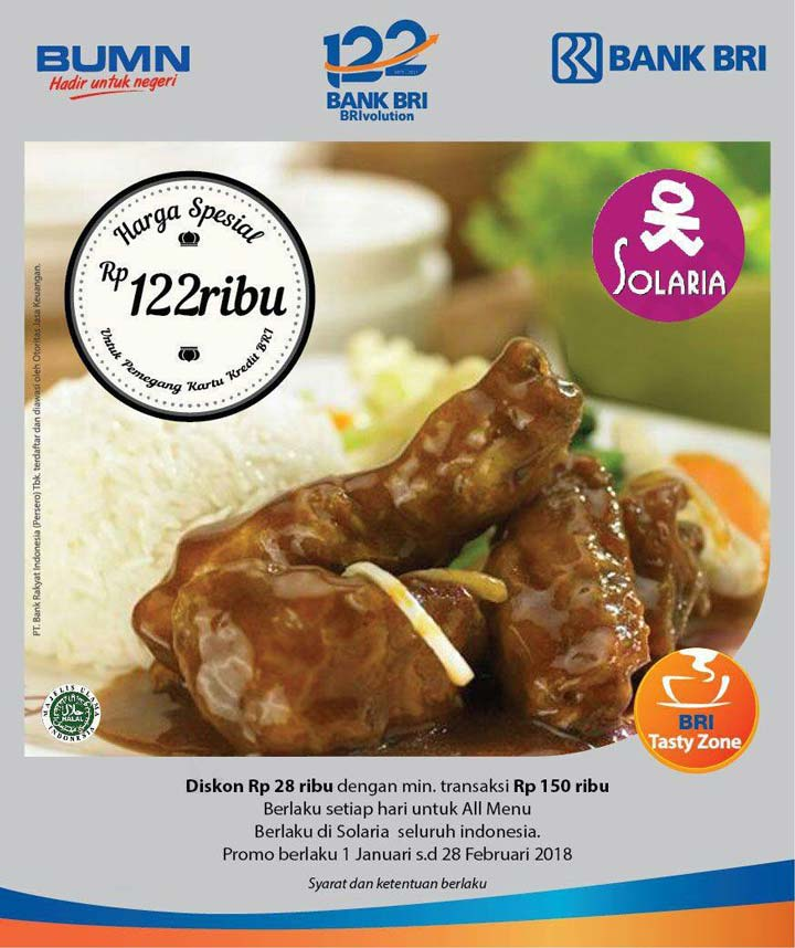 Special Discount from Solaria