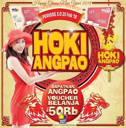 Get  Promo Hoki  Angpao at Mitra 10