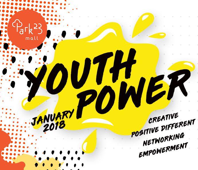 Youth Power January 2018 at Park23
