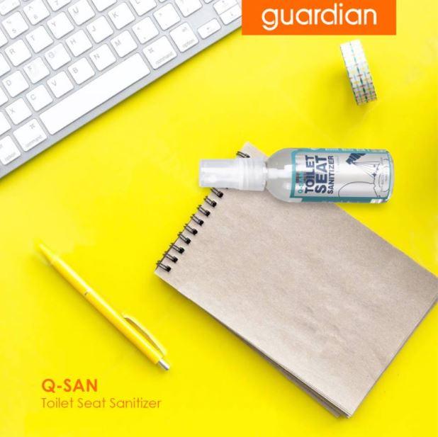 Buy 2 Get 1 Free at Guardian
