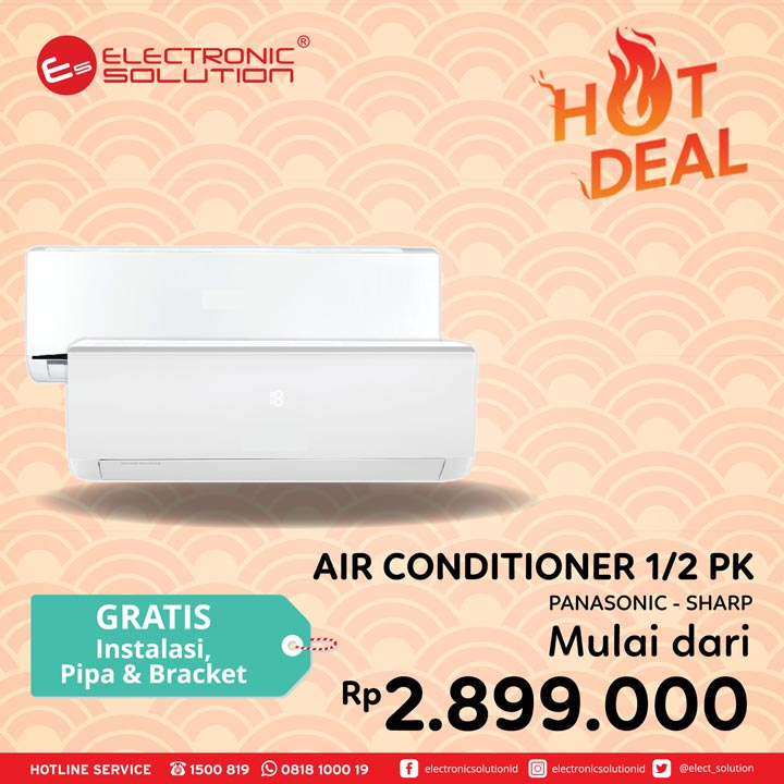 AC Special Price Promotions from Electronic Solution