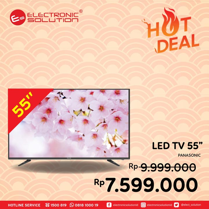 TV Special Price Promotions from Electronic Solution