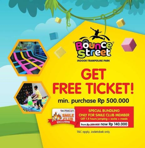 Get Free Tickets  Bounce Street Tin Toys Kingdom