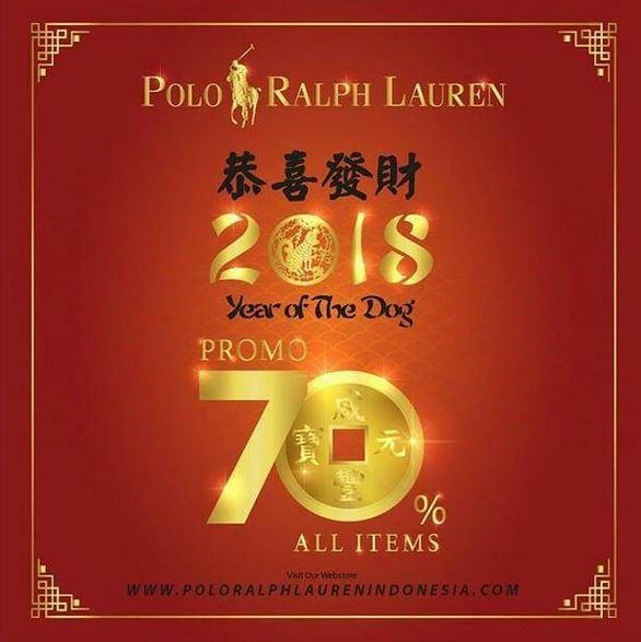 Discount 70% from Polo Ralph Lauren