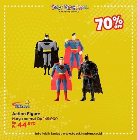 Get Special Price Action Discount on Toys Kingdom
