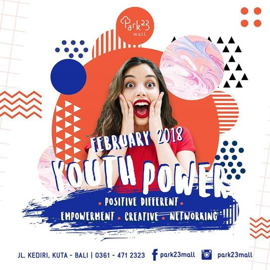 Youth Power di Park23 Mall