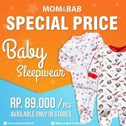 Baby Sleepwear Special Price from Mom & Bab