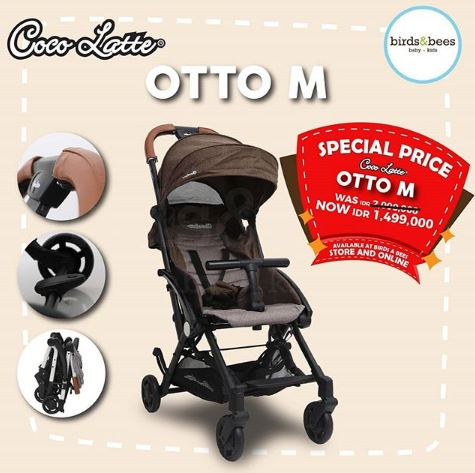 Get Special Price Cocolatte Otto M from Bird & Bees