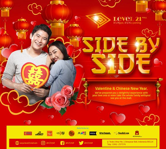 "Special Event ""Side By Side"" at Level 21 Mall"