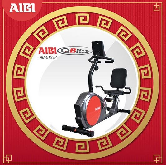 AB-B133R Bicycle Promotion at AIBI
