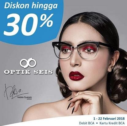 Discount 30% Promo from Optik Seis