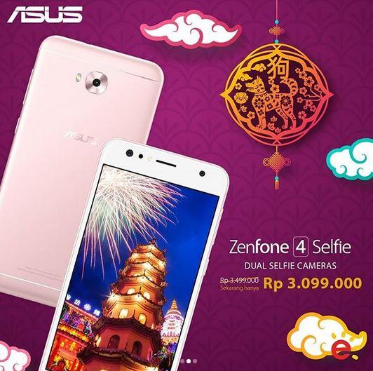 Zenfone 4 Selfie Promotion at Erafone