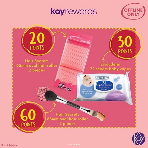 Kay Rewards Promo from Kay Collection