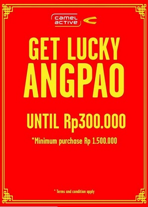 Get Lucky Angpao from Camel Active</h3>