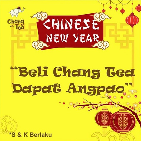 Get Angpao from Chang Tea</h3>