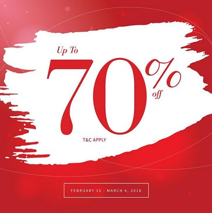 Discount Up to 70% from Et Cetera