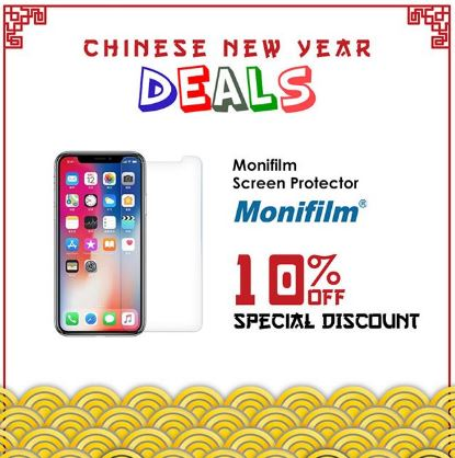 Monifilm Screen Protector Discount 10% from Story-i</h3>