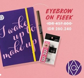 Special Price Eyebrow on Fleek from Kay Collection