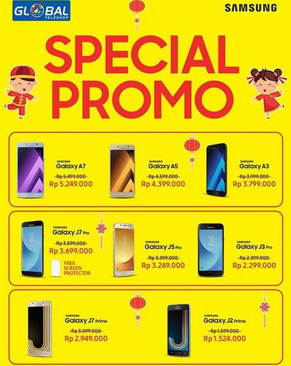 Special Price at Global Teleshop