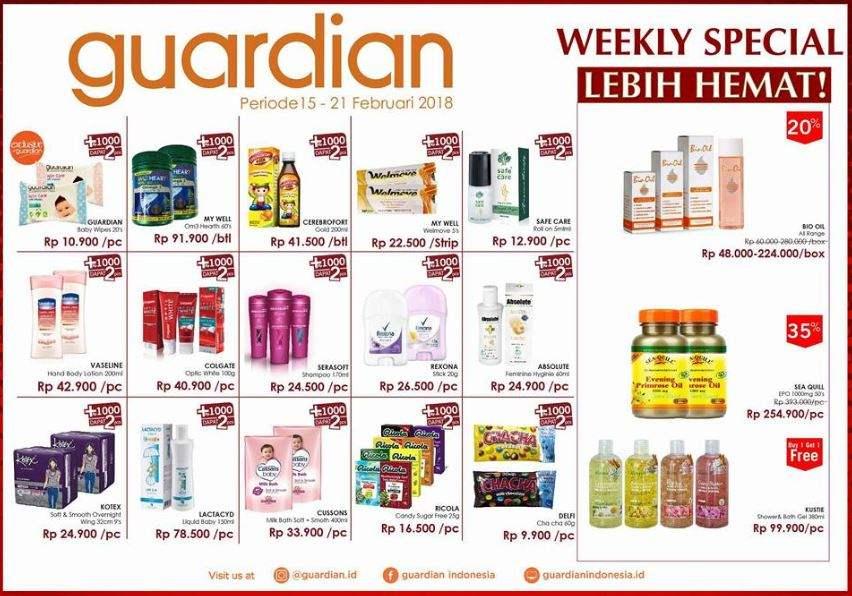 Guardian Weekly Catalog