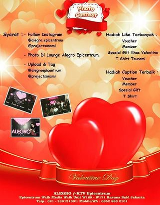 Photo Contest at Alegro F-KTV