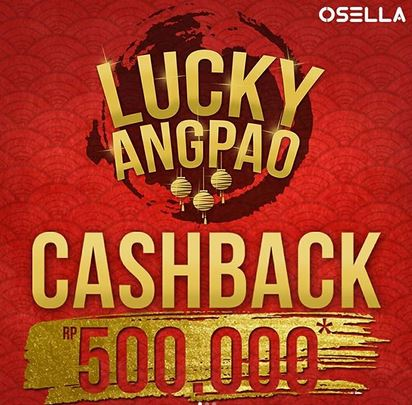 CashBack Up to Rp 500.000 at Osella