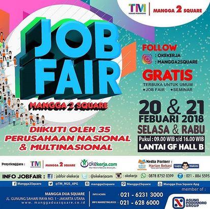 Job Fair at Mangga 2 Square