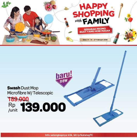 Special Price Rp 139.000 at Transmart Carrefour