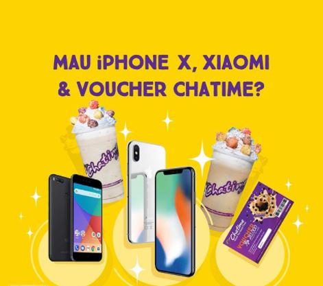 Kompetisi Foto dari Chatime