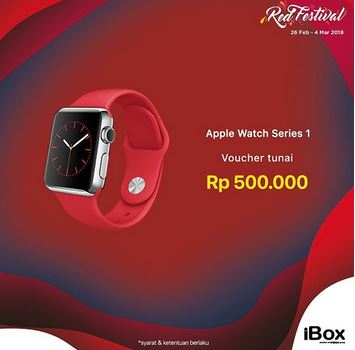 Apple Watch Series 1 At IBox