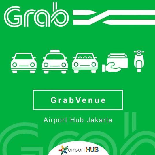 Grab Venue at Airport HUB