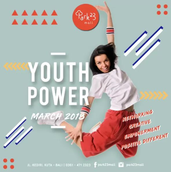 Youth Power March 2018 at Park23