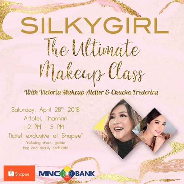 The Ultimate Makeup Class from Silky Girl
