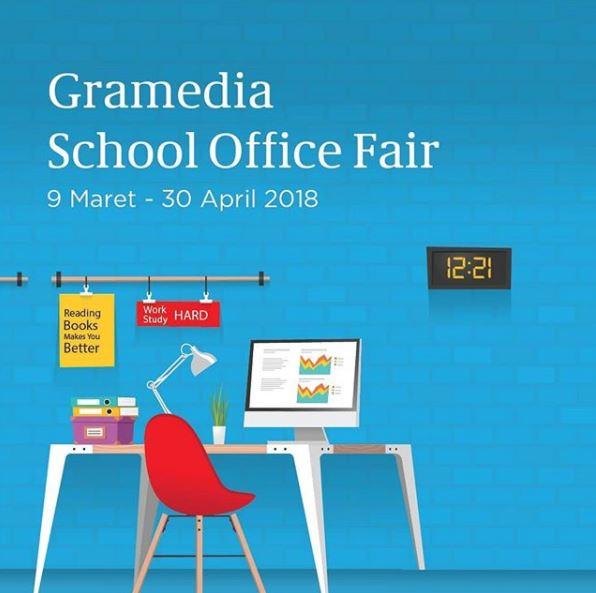 Gramedia School Office Fair