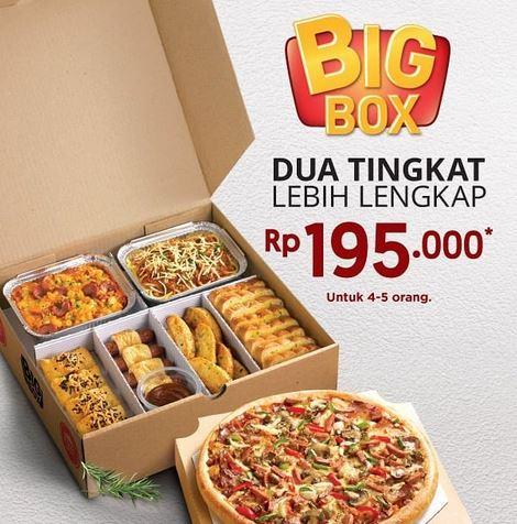 Big Box at Pizza Hut