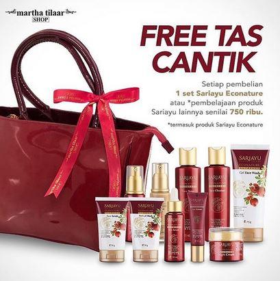 Free Bag at Martha Tilaar