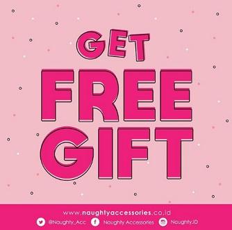 Free Perfume Promo from Naughty