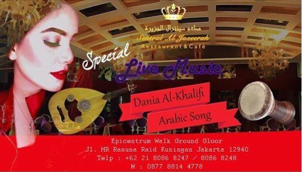 Special Live Music from Sentral Aljazeerah at Epiwalk Mall