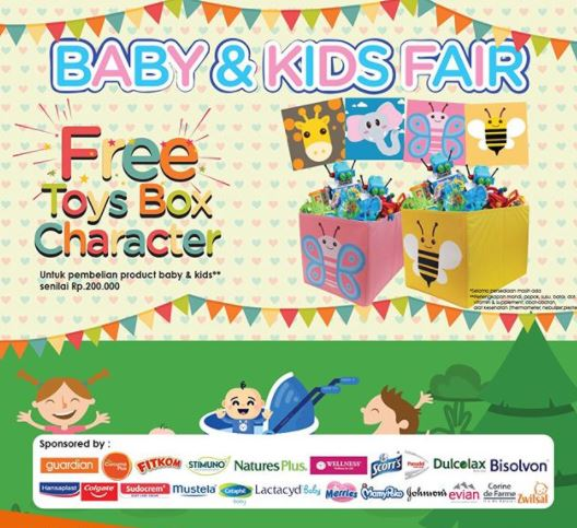 Baby & Kids Fair at Guardian