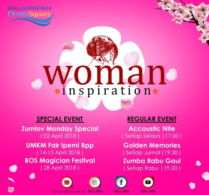 Calendar Event from Balikpapan Ocean Square