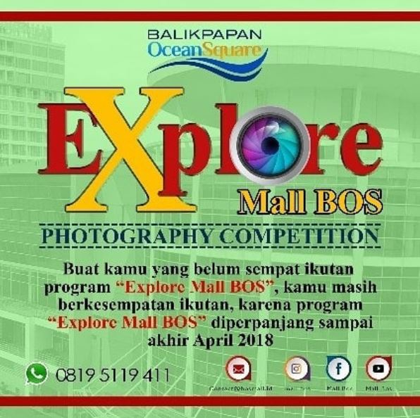 Explore Mall BOS Photography Competition