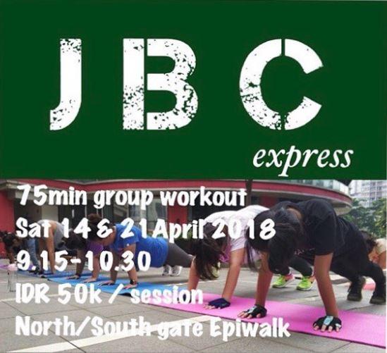 JBC Express at Epiwalk Mall