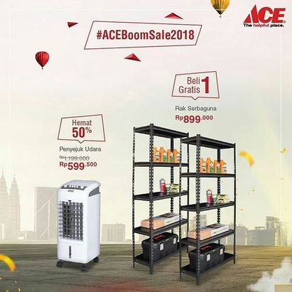 Boom Sale 2018 at Ace Hardware