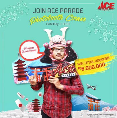 Ace Parade at Ace Hardware