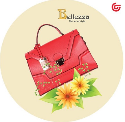 Discount 50% Bellezza Bags at Matahari Department Store