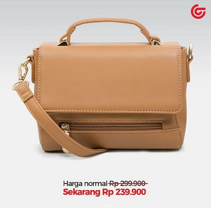 Special Price Rp 239.900 Connexion Bag at Matahari Department Store
