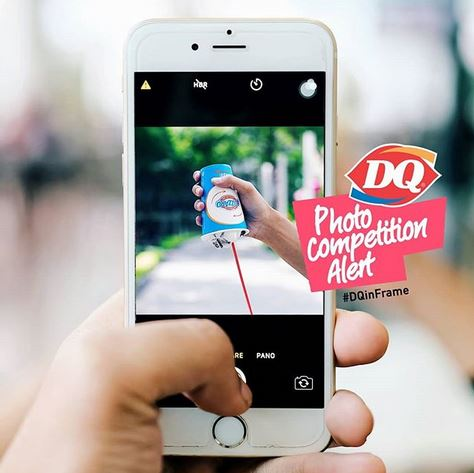 Photo Competition di Dairy Queen