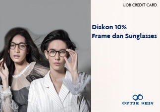 Discount 10% at Optik Seis</h3>