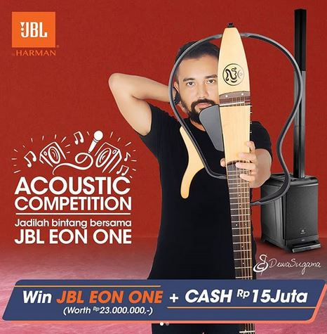 Acoustic Competition di JBL