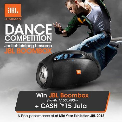 Dance Competition at JBL
